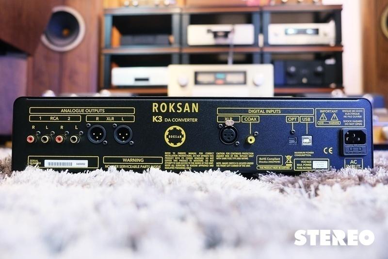 Roksan Kandy K3 DAC & K3 Power Amplifier: Lựa chọn tiết kiệm chi phí, đem lại hiệu quả cao cho hệ thống tầm trung