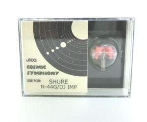Jico phát hành phiên bản kỉ niệm 60 năm Cosmic Symphony cho stylus của Shure M44G, M44-7