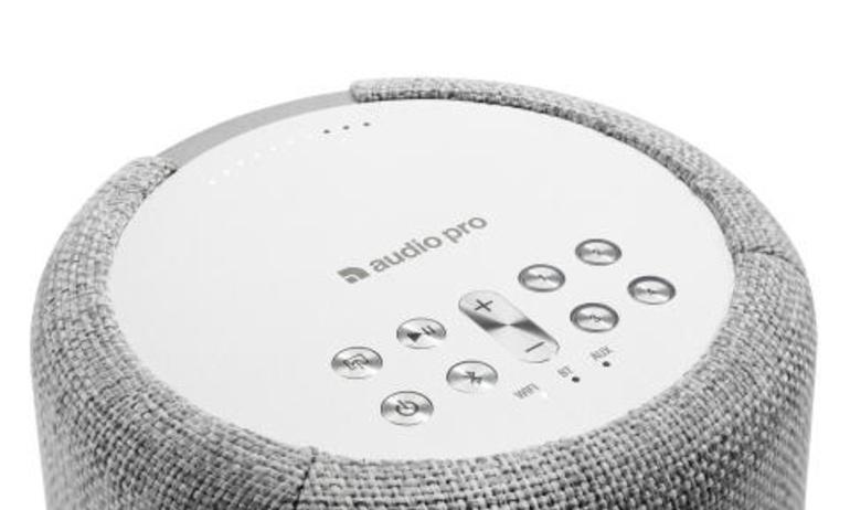 Audio Pro mở rộng dòng sản phẩm loa đa phòng với mẫu loa A10