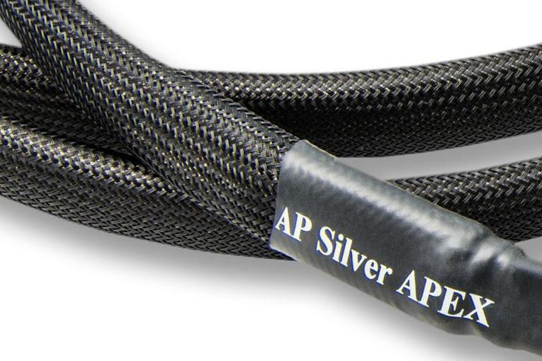 Silver Apex: Bộ dây loa, dây tín hiệu cao cấp và mới nhất từ Analysis Plus