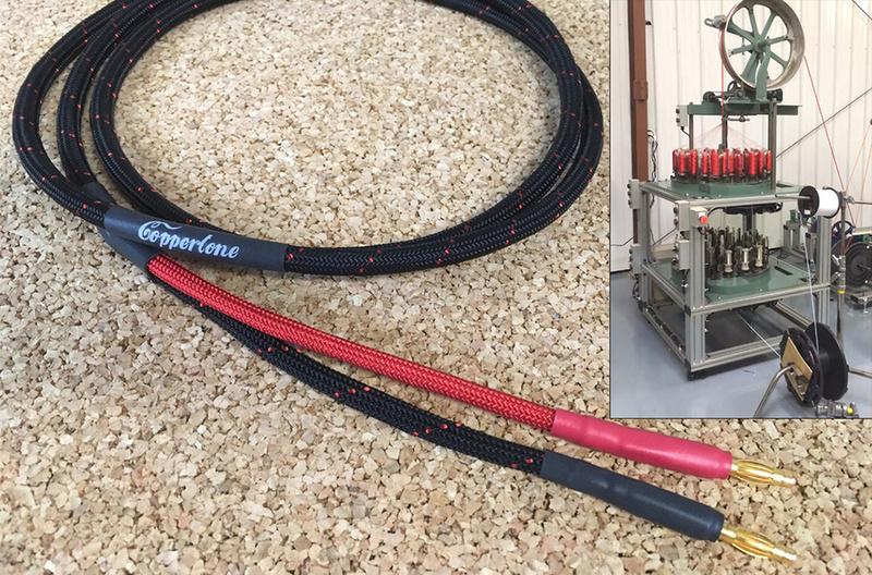 Black Cat Cable phát hành loạt dây dẫn nhập môn Coppertone Series