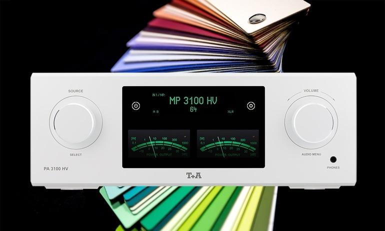 T+A 3100 HV Series: Bản nâng cấp đáng giá từ dòng sản phẩm 3000 HV Series