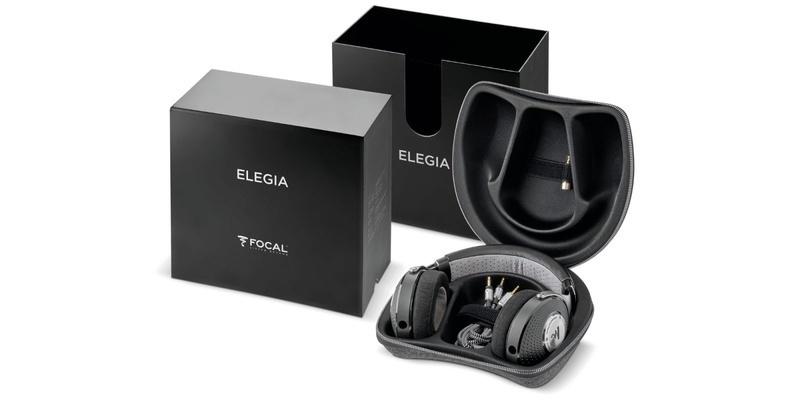 Elegia: Tai nghe closed-back hi-end đầu tiên của Focal