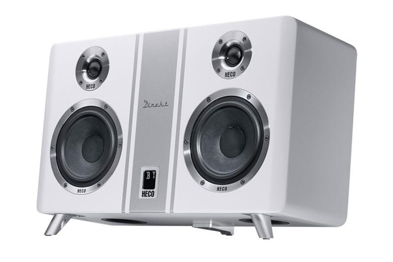 Heco ra mắt hệ thống loa không dây Direkt 800 BT, hỗ trợ cả Bluetooth, tín hiệu số và phono
