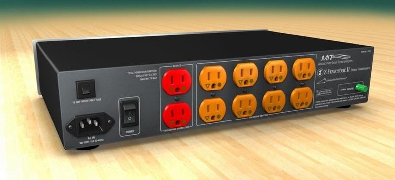 MIT Cables ra mắt bộ lọc nguồn Z Powerbar II, tối ưu khả năng khử ồn, nhiễu