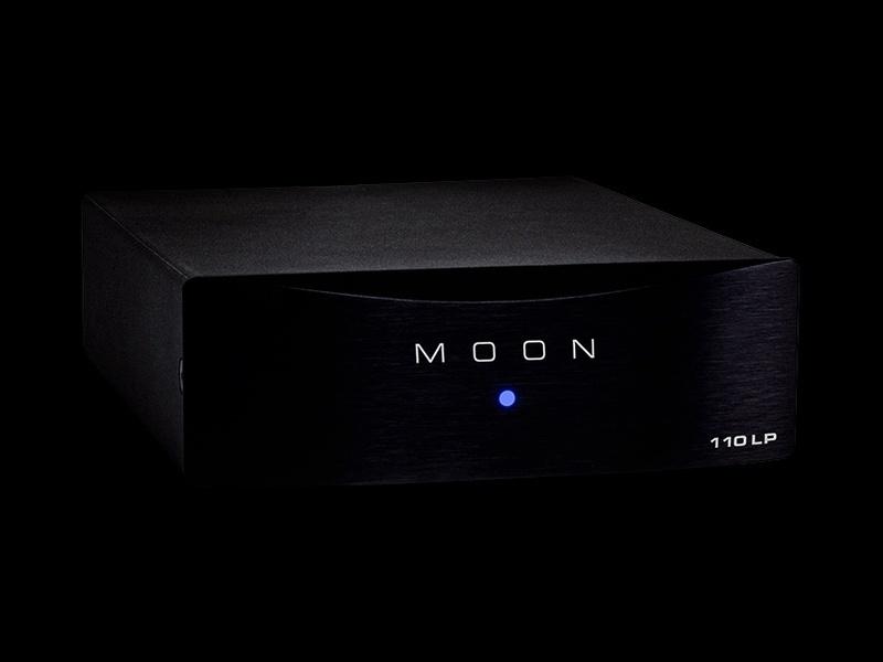 Simaudio giới thiệu Phono Preamplifier Moon 110LP v2