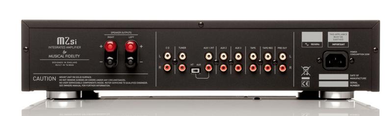 Musical Fidelity trình làng dòng sản phẩm phổ thông M2s Series với 2 thiết bị mới