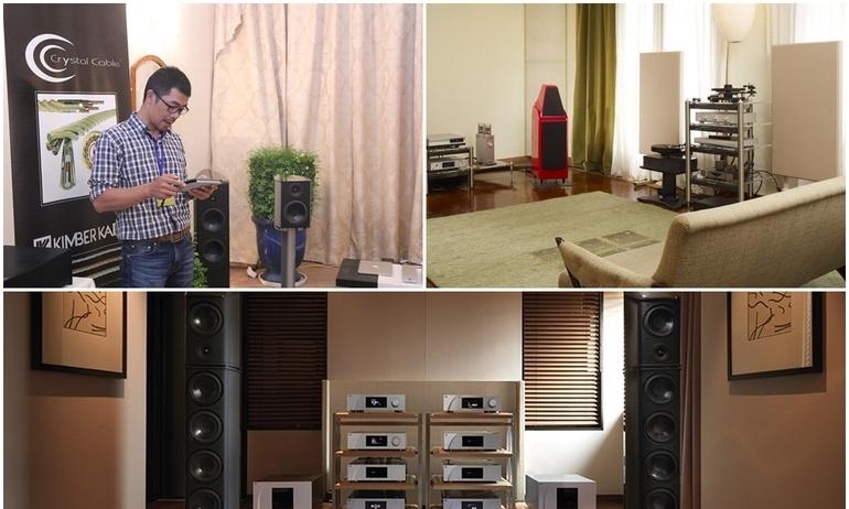 [Vietnam Hi-end Show 2018 - TP HCM] Workshop chuyên đề về xử lý phòng nghe - bố trí loa - chơi nhạc lossless