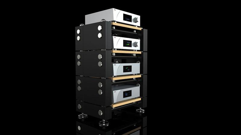 Chiêm ngưỡng R1 Hi-Fi Rack: Bộ kệ máy đỉnh cao từ Wilson Benesch
