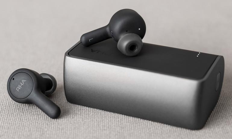 RHA TrueConnect: Tai nghe true wireless sở hữu thời lượng pin lên tới 25 giờ