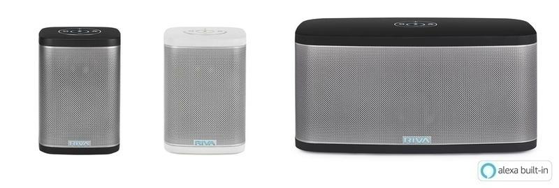 Riva Audio giới thiệu loạt loa thông minh Voice Series, tích hợp Amazon Alexa và nhiều tính năng hấp dẫn
