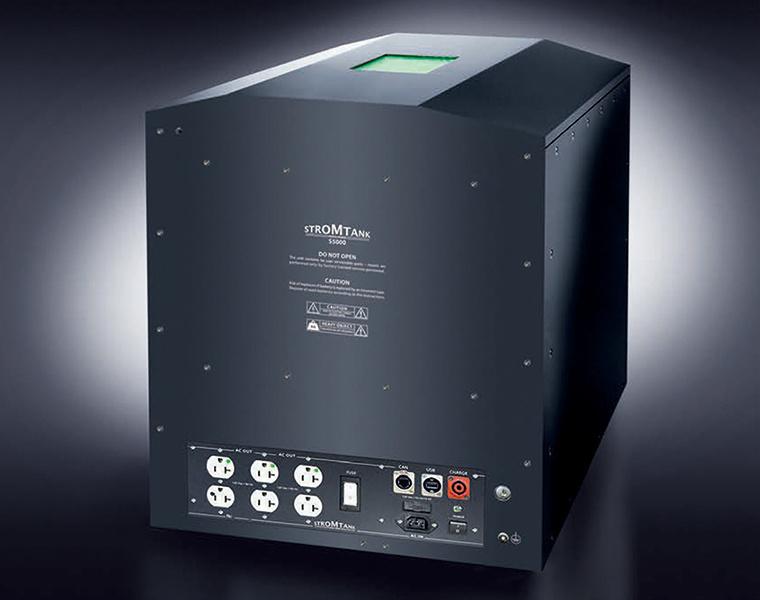 Stromtank S5000 High Power: Bộ cấp nguồn chạy pin hiệu suất cao cho hệ thống âm thanh