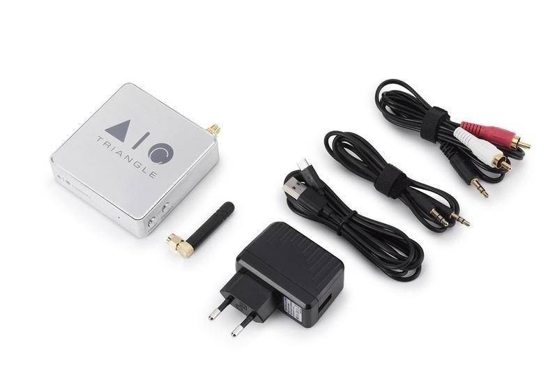 Triangle bán ra loa di động AIO 3 và streamer AIO C