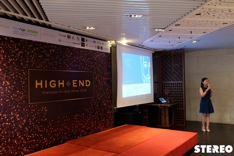 Họp báo Vietnam Hi-end Show 2018 - TP HCM: Hé lộ hàng loạt nội dung vô cùng hấp dẫn tại sự kiện