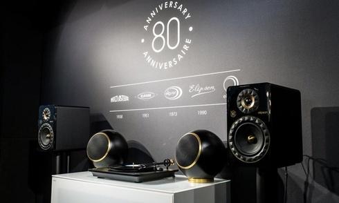 Elipson ra mắt phiên bản kỷ niệm 80 năm cho bộ 3 sản phẩm bán chạy nhất