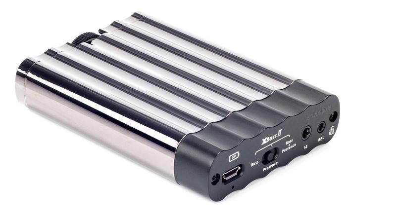 iFi Audio công bố headamp xCan, trang bị kết nối không dây