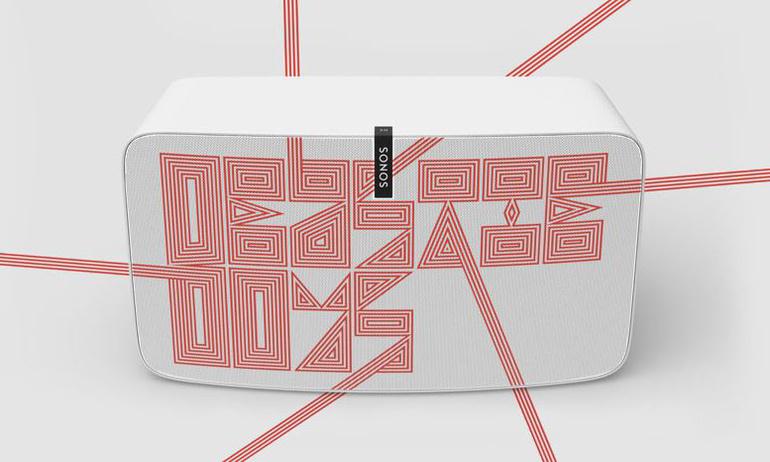 Sonos bất ngờ ra mắt phiên bản Beastie Boys cho dòng loa Play:5