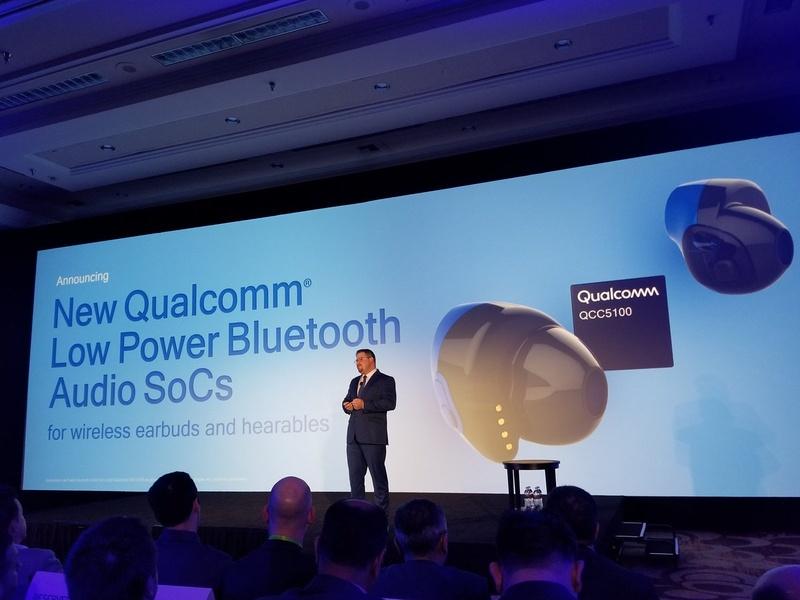Qualcomm bày tỏ tham vọng tạo ra nhiều tai nghe không dây hỗ trợ Alexa