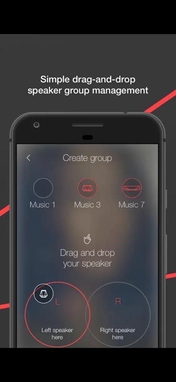 Trải nghiệm loa không dây thông minh Dynaudio Music 5