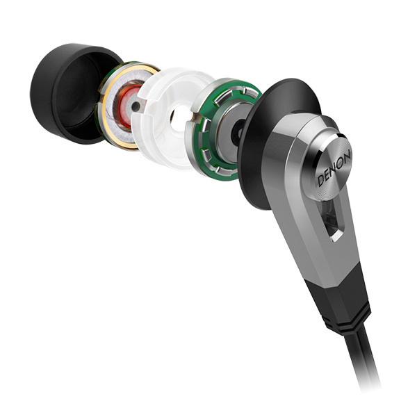 Denon ra mắt tai nghe không dây neckband cao cấp AH-C820W