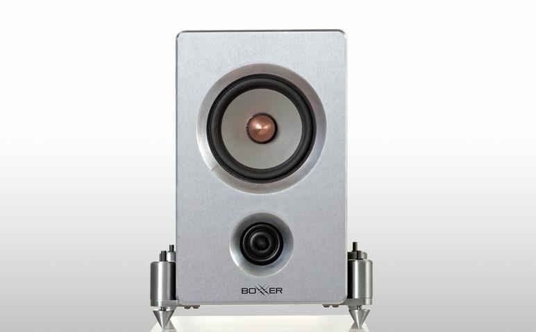 """Loa bookshelf BoXXeR HM 0.4: Món đồ chơi """"cực cool"""" dành cho giới audiophile"""