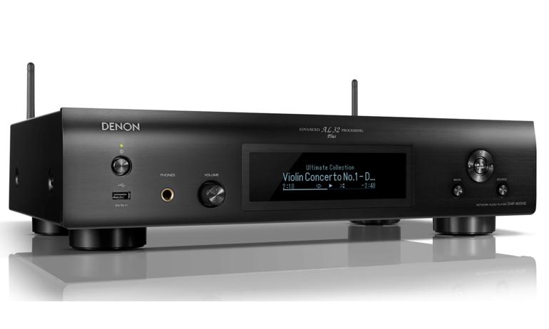 Music server/Streamer Denon DNP-800NE: Sản phẩm chất lượng với giá bán hấp dẫn