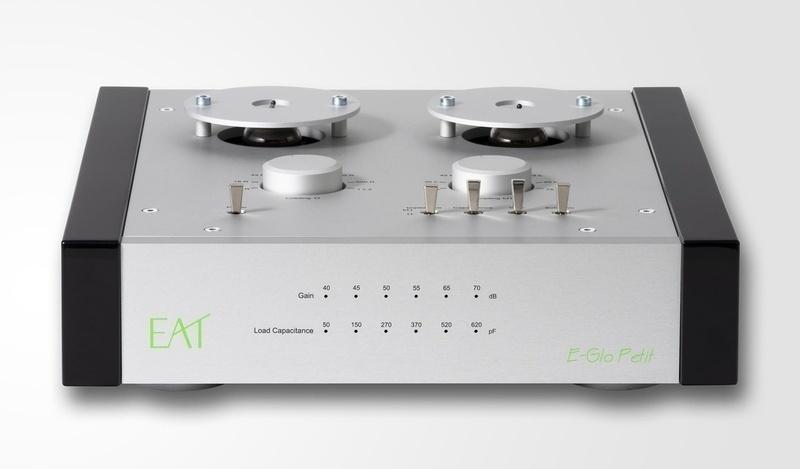E.A.T giới thiệu bộ đôi mân đĩa than và phono stage mới