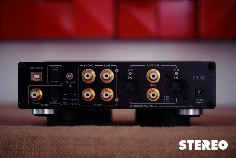 Furutech Pre-DAC STRATOS: Thách thức mọi nguồn nhạc số