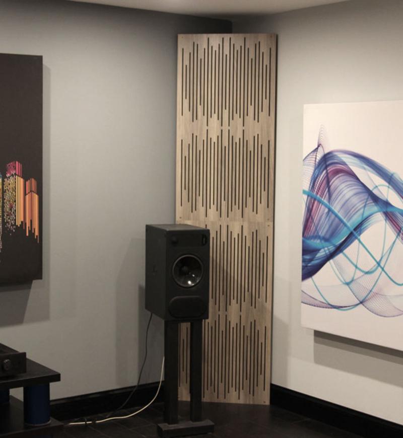 GIK Acoustics Impression Series Corner Bass Trap: Giải pháp xử lý bass cho góc phòng