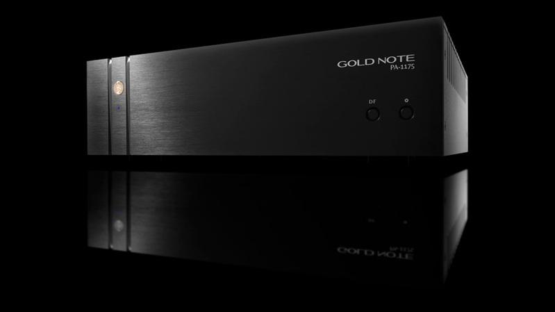 Gold Note trình làng ampli công suất PA-1175 MKII