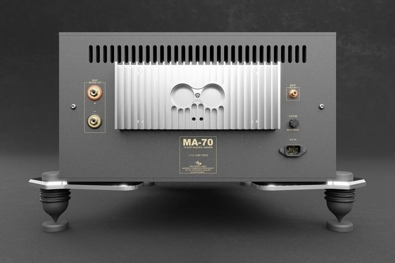 MA-70: Cặp ampli monoblock hi-end từ hãng dây dẫn High Fidelity Cables