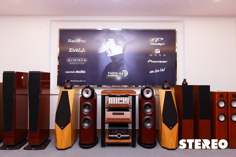 Thiên Hà Audio khai trương showroom mới: Điểm đến của người yêu nhạc
