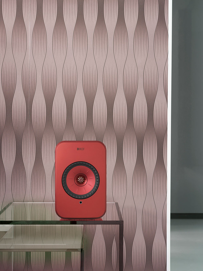 KEF giới thiệu phiên bản thu nhỏ của loa không dây LS50 Wireless mang tên LSX