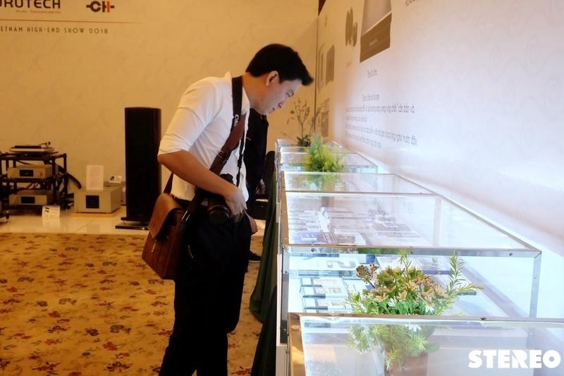 Khai mạc Vietnam Hi-end Show 2018 – TP.HCM: Hi-end quần tụ