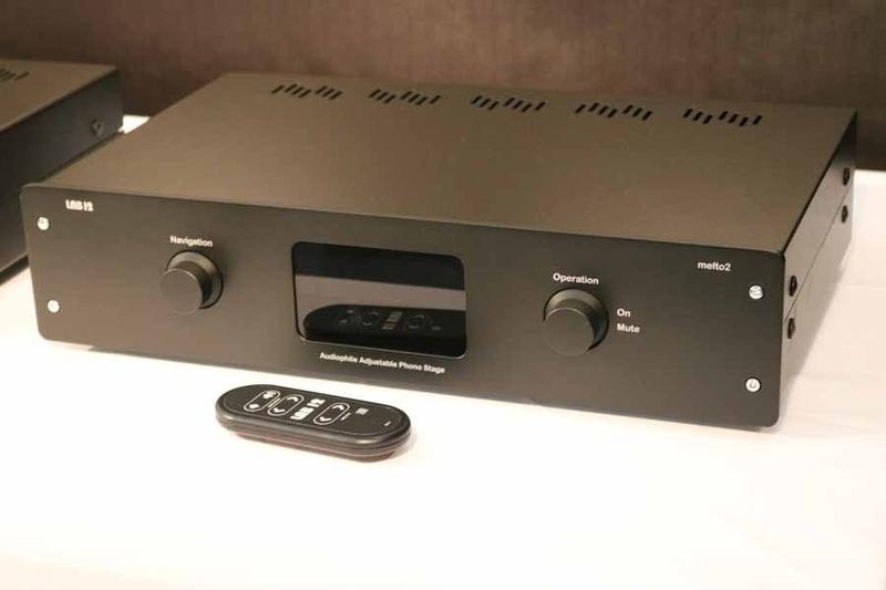 Lab12 công bố chiếc phono đèn Melto2