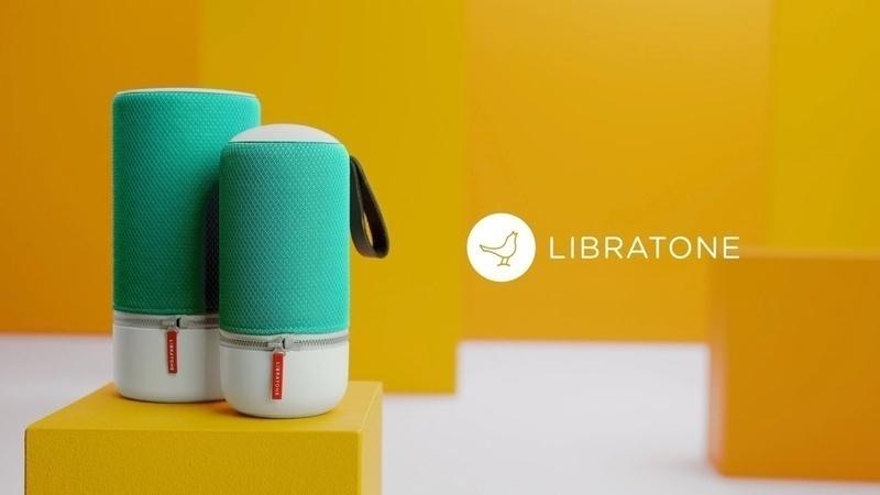 Libratone bán ra bộ đôi loa thông minh Zipp 2, Zipp Mini 2, trang bị trợ lý ảo Alexa
