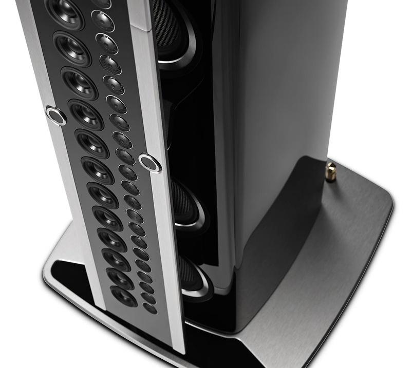 McIntosh giới thiệu hệ thống loa nhì bảng mang tên XRT1.1K
