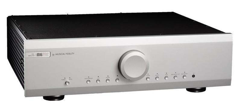 Musical Fidelity tái phát hành bộ ampli pre-pow M6 PRE & M6 PRX