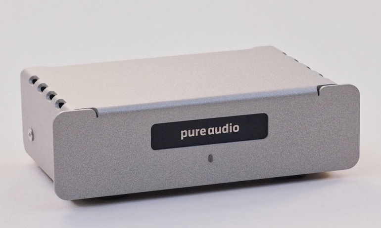 Pure Audio phát hành LV-1 Phono Preeamplifier