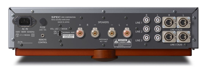 Designer Audio phát hành ampli tích hợp RSA-M88