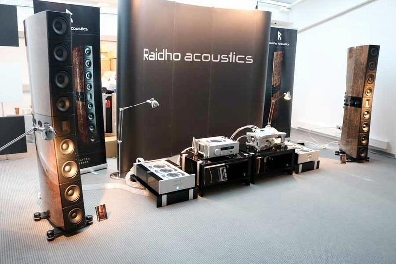 [Vietnam Hi-end Show 2018 - Hà Nội] Sức quyến rũ mãnh liệt từ Raidho Acoustics TD-4.8