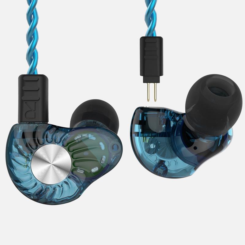 RevoNext tung ra mẫu tai nghe in-ear 2 driver giá rẻ mang tên RX8