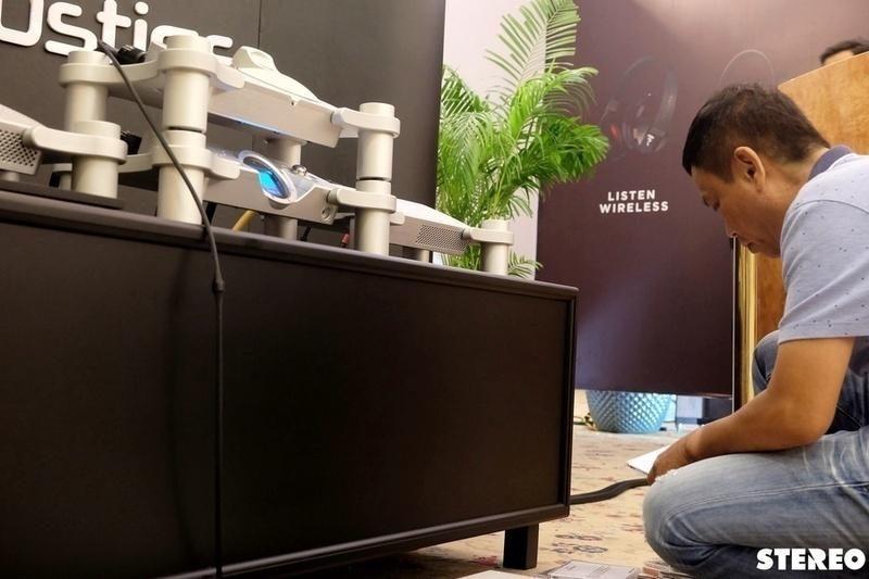 Toàn cảnh công tác chuẩn bị tại Vietnam Hi-end Show 2018 – TP.HCM: Hoa mắt với hàng trăm sản phẩm hi-end đẳng cấp