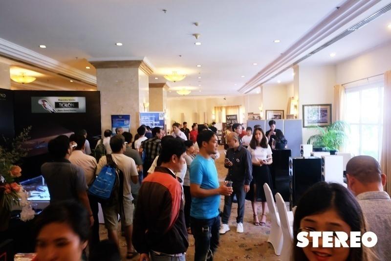 Vietnam Hi-end Show 2018 - Hà Nội: Ngắm hàng loạt dàn nghe nhạc triệu đô và thưởng thức beer tươi hảo hạng