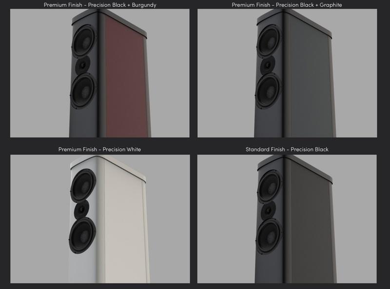 Wilson Benesch trình làng dòng loa Precision Series với 3 model mới