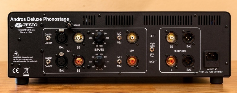 Zesto Audio giới thiệu Andros Deluxe Phonostage
