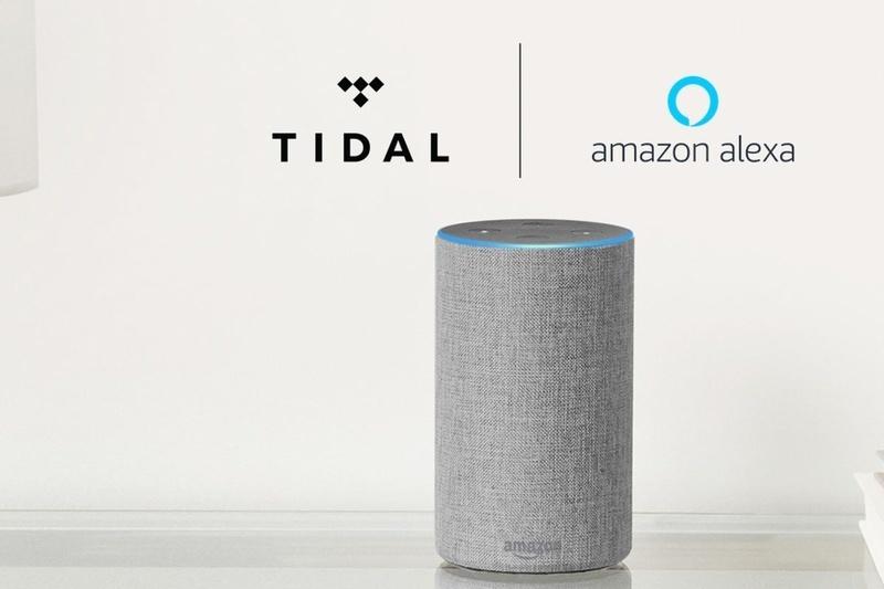 Dịch vụ streaming nhạc số hi-res Tidal nay đã có mặt trên các dòng loa Echo của Amazon
