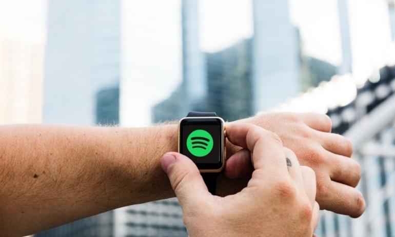 Spotify bắt đầu thử nghiệm ứng dụng dành riêng cho Apple Watch