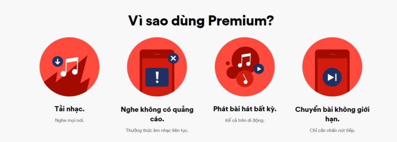 Spotify mở gói khuyến mãi hấp dẫn dành cho người dùng mới ở thị trường Việt Nam