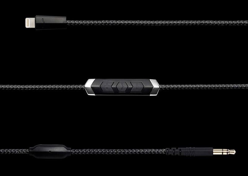 V-Moda ra mắt dây cáp tai nghe chuẩn Lightning, tích hợp DAC cao cấp